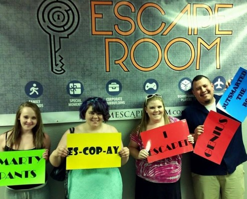 escape room albuquerque