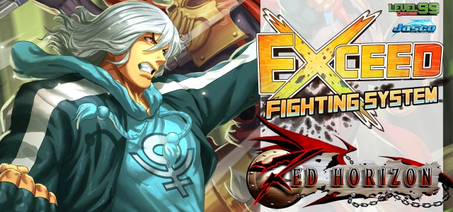exceed fighting system red horizon