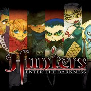 hunters enter the darkness