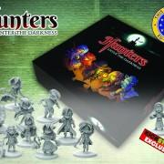 hunter boardgame kickstarter