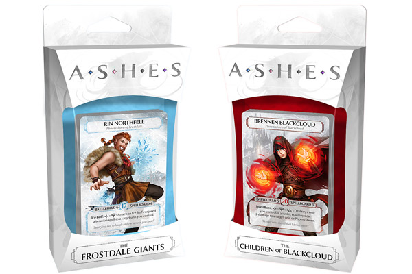 ashes expansion