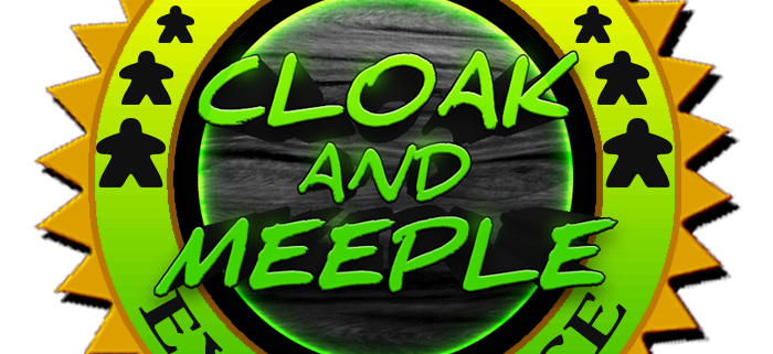 cloak and meeple