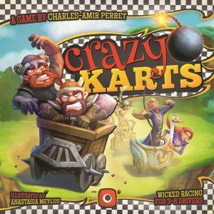 crazy carts