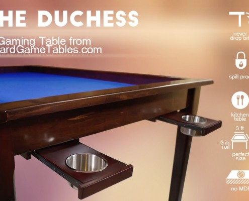 duchess game table