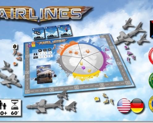 airlines kickstarter