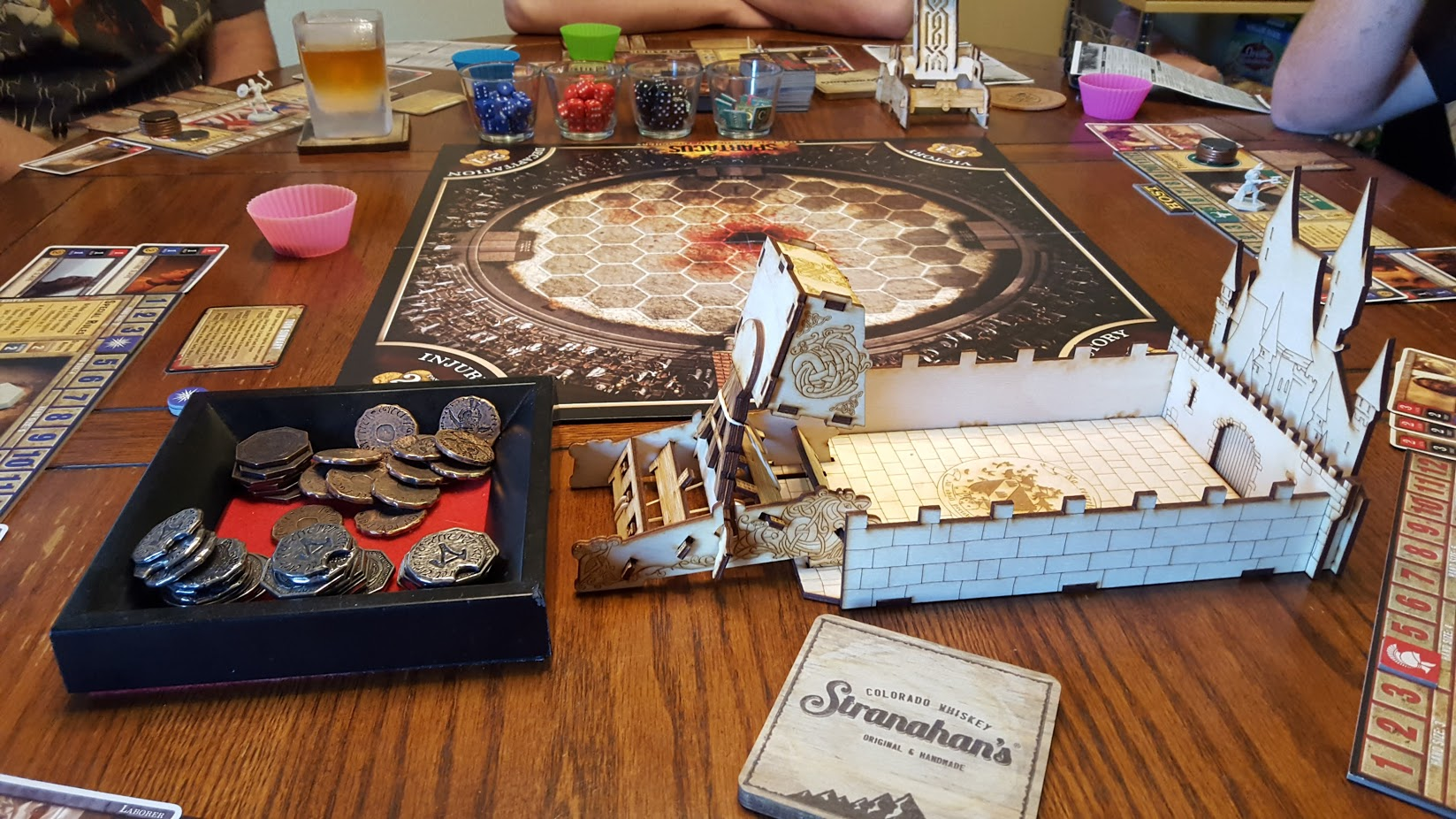 spartacus board game review