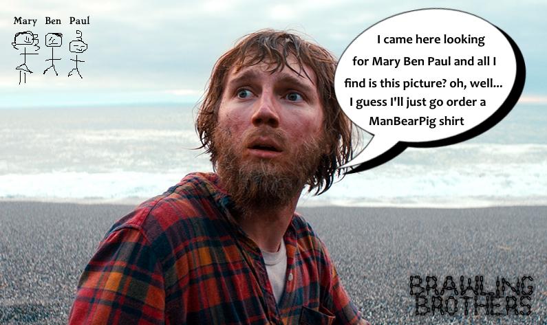 mary brad paul