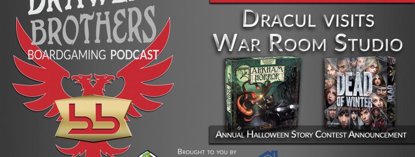 dracul Halloween contest