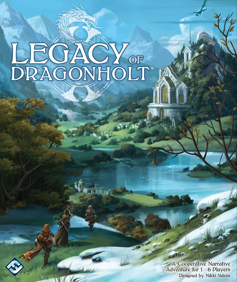legacy of dragonholt review