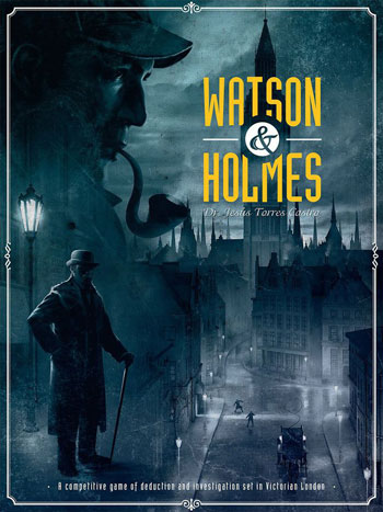watson and holmes review