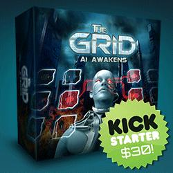The Grid Kickstarter