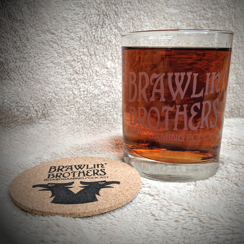 brawling brothers glass