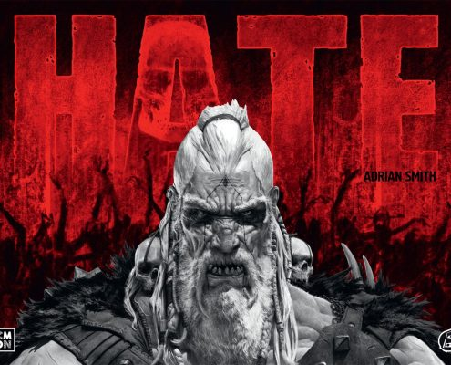 hate board game review