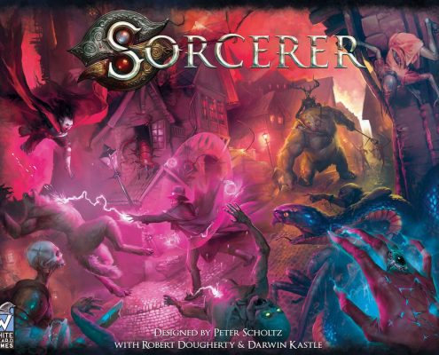 sorcerer board game review