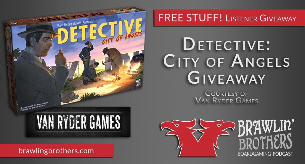 detective city of angels