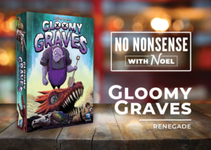 gloomy graves review
