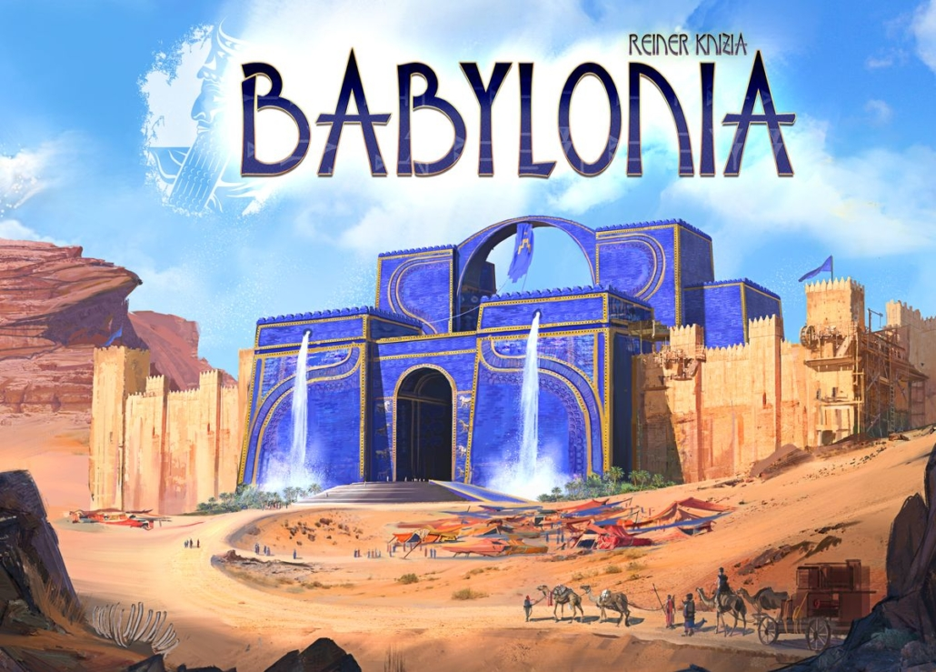 babylonia board game review